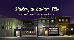 Mystery at Badger Villa
