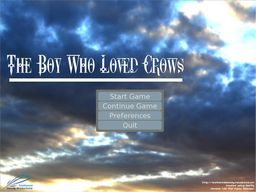The Boy Who Loved Crows