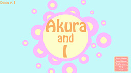 Akura and I