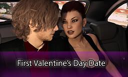 First Valentine's Day Date