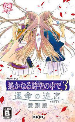 Harukanaru Toki no Naka De 3: Unmei no Labyrinth