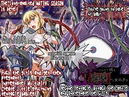 Shokushu ni Natte Shiro o Shuugeki Shi Onna no Ko o Haramaseru Game!! ~Shokushu 2~