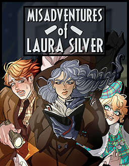 Misadventures of Laura Silver