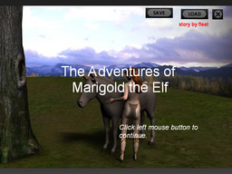 The Adventures of Marigold the Elf
