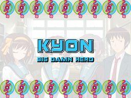 Kyon: Big Damn VN