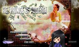 RE: Prince of Nigeria