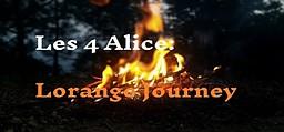 Les 4 Alice: Lorange Journey