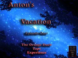 Anton's Vacation