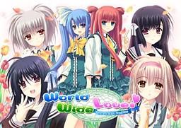 World Wide Love! -Sekai Seifuku Kanojo Fandisc-