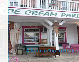 A Normal Trip to the Ice Cream Parlor