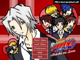 KHR - Arashi no Love