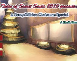 Tales of Zestiria: A Sorey/Mikleo Christmas Special