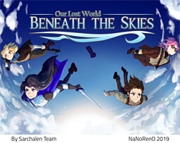 Our Lost World Beneath the Skies