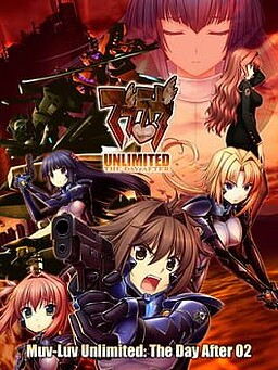 Muv-Luv Unlimited: The Day After 02