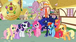 Pony Amnesia: Love and Mysteries