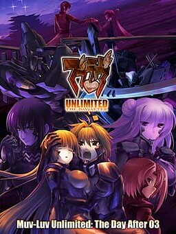 Muv-Luv Unlimited: The Day After 03
