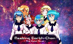 Meeting Earth-Chan