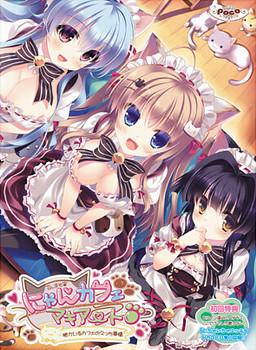 Nyan Café Macchiato ~Neko ga Iru Café no Ecchi Jijou~