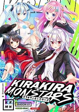 Kirakira Monstars