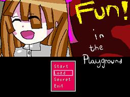 FUN! in the playground