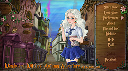 Wands and Witches: Autumn Adventure