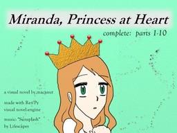 Miranda, Princess at Heart