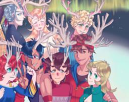 An Otaku's Guide to Santa's Reindeer
