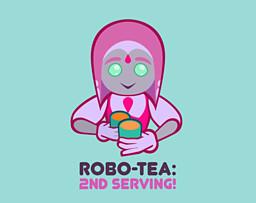 robo-tea:2ndServing!