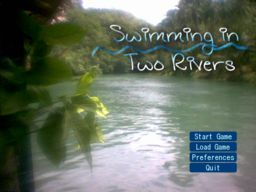 Swimming in Two Rivers