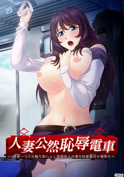 Hitozuma Kouzen Chijoku Densha ~Keitai Hitotsu de Osawari Soku Hame Shihoudai Tanin no Tsuma o Nenchaku Tanezuke Netori~