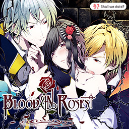 Blood in Roses+
