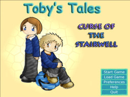 Toby's Tales - Curse of the Stairwell