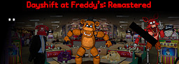 Dayshift at Freddy's
