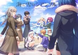 Umi to Yuki no Cyan Blue