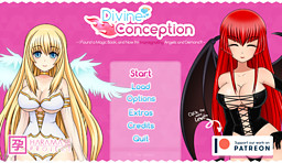 Divine Conception ~I Found a Magic Book, and Now I'm Impregnating Angels and Demons?!~