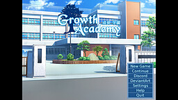 Growth Academy: An Expansion Visual Novel