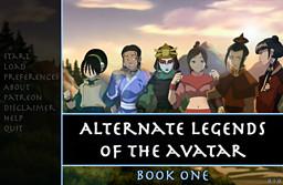 Alternate Legends of the Avatar