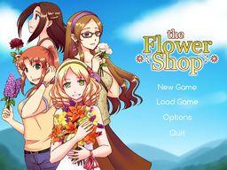 The Flower Shop: Summer in Fairbrook