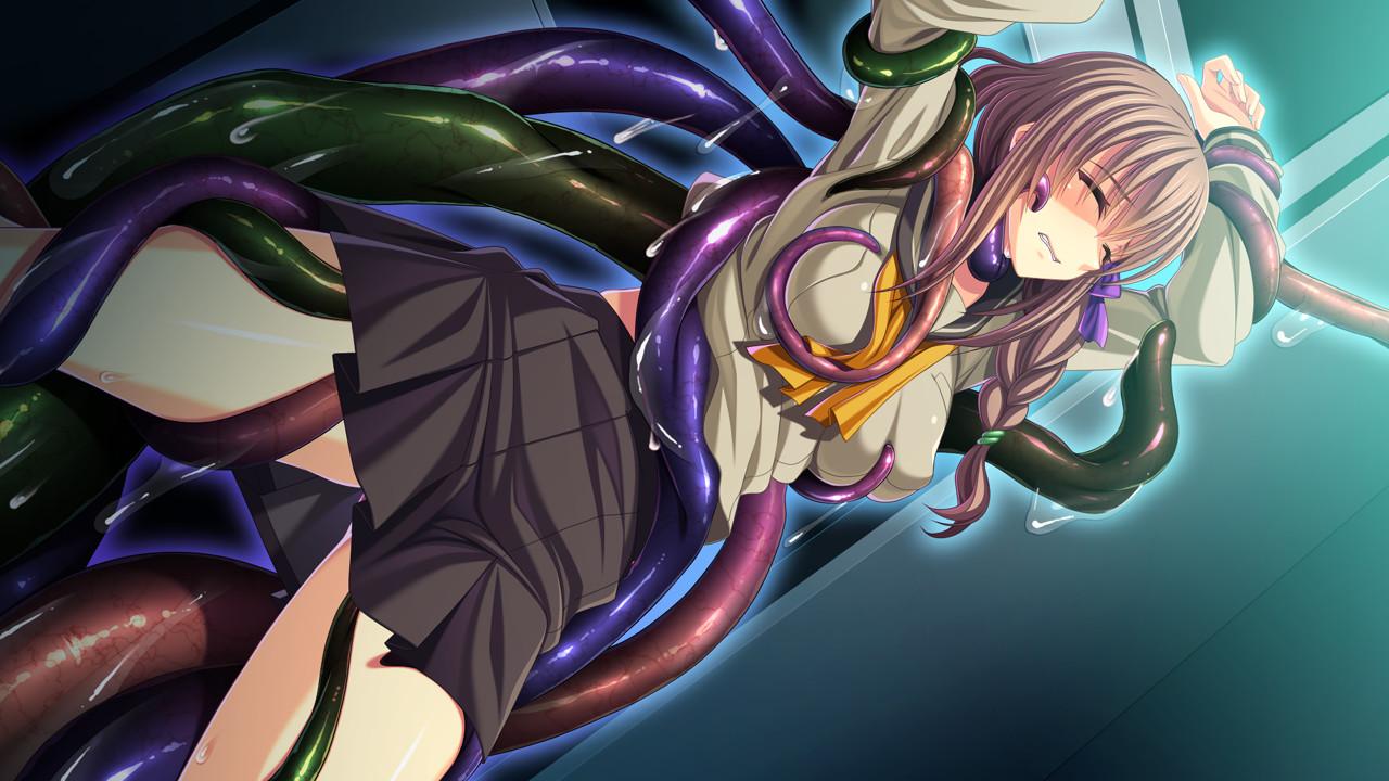 Gakuen shinshoku: xx of the dead episode 2