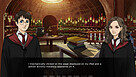 Harry Potter and the NLP Generated Visual Novel